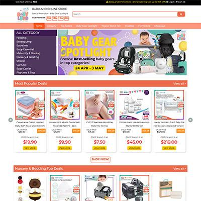 Baby Land by Mummys Market
