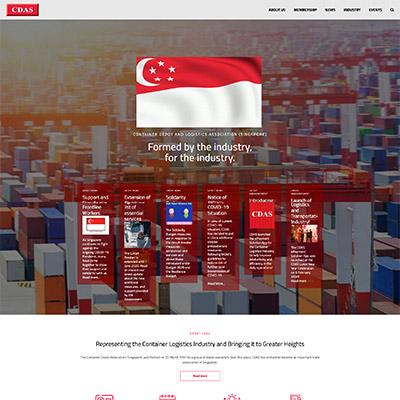 CONTAINER DEPOT AND LOGISTICS ASSOCIATION (SINGAPORE)