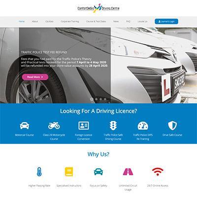 ComfortDelGro Driving Centre