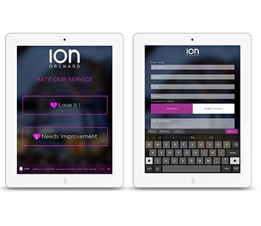 ION Feedback App