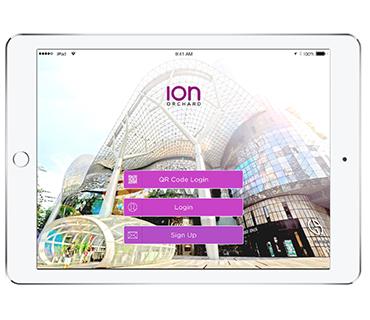 ION Kiosk App