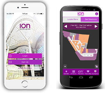 ION Mobile App