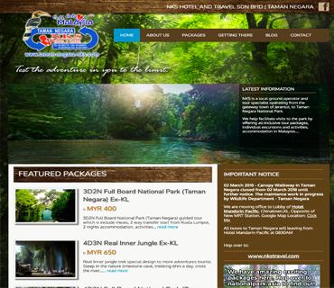 Taman Negara NKS Travel