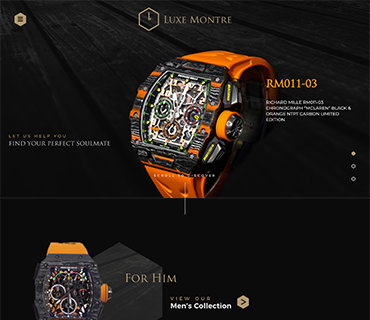 Luxe Montre