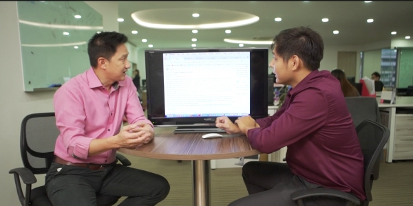 Oasis Web Asia is featured on Channel News Asia