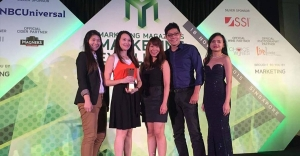 Oasis Web Asia wins a Bronze Award at the Marketing Excellence Award